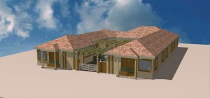 Projet Centre culturel Kikwit IV